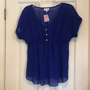 Siren Lily Maternity Top
